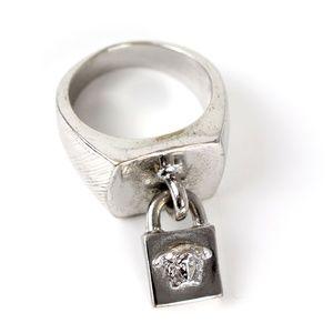 Versace Rare Medusa Ring